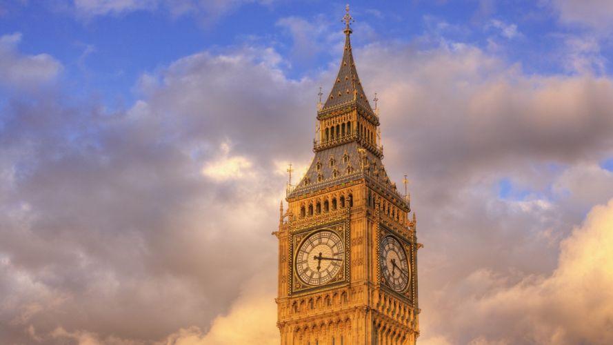 England London Big Ben wallpaper