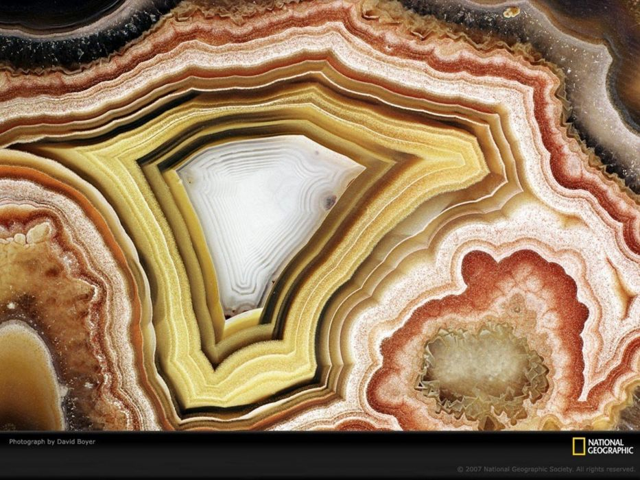National Geographic minerals wallpaper