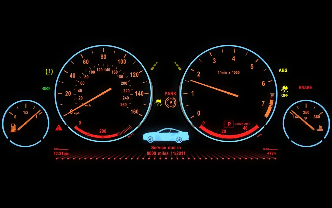 cars dashboards wallpaper