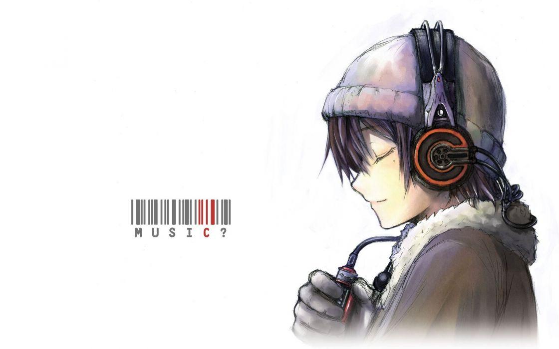 headphones hats simple background wallpaper