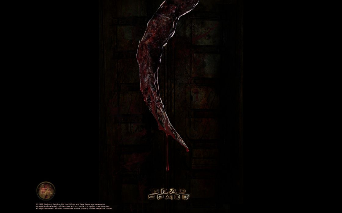 video games Dead Space wallpaper