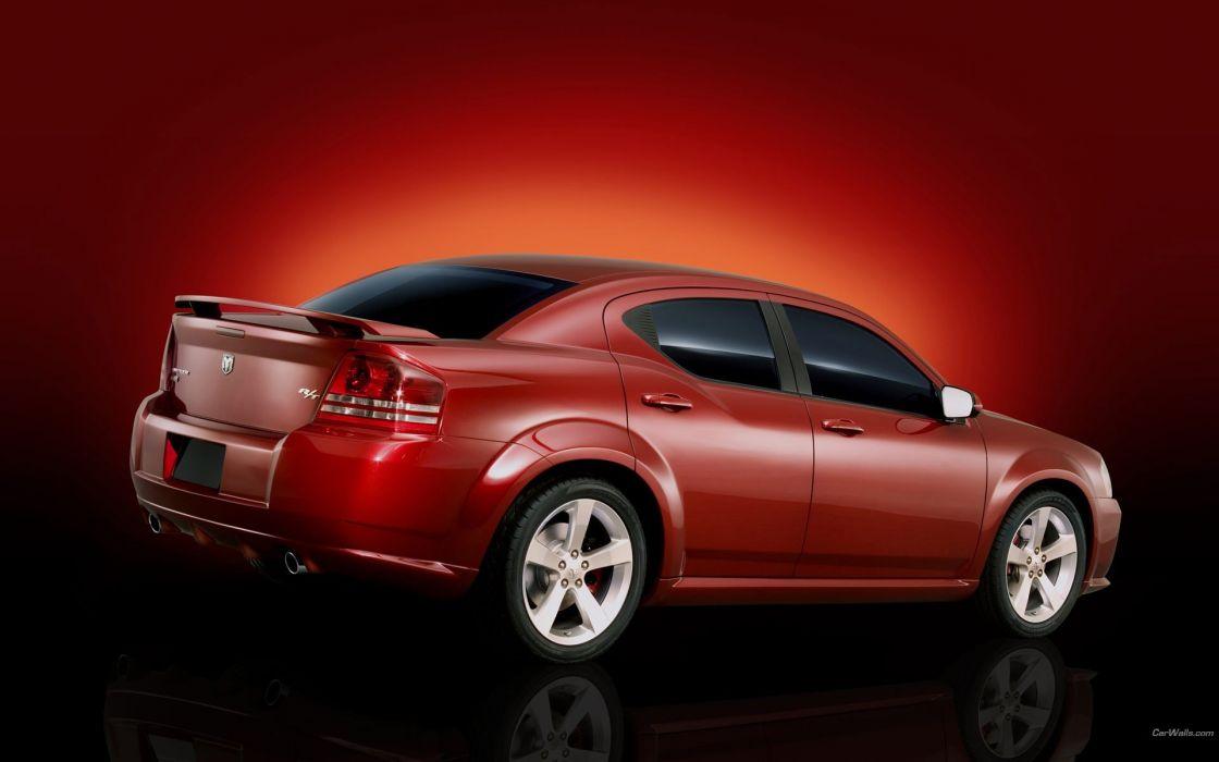 cars Dodge Avenger wallpaper