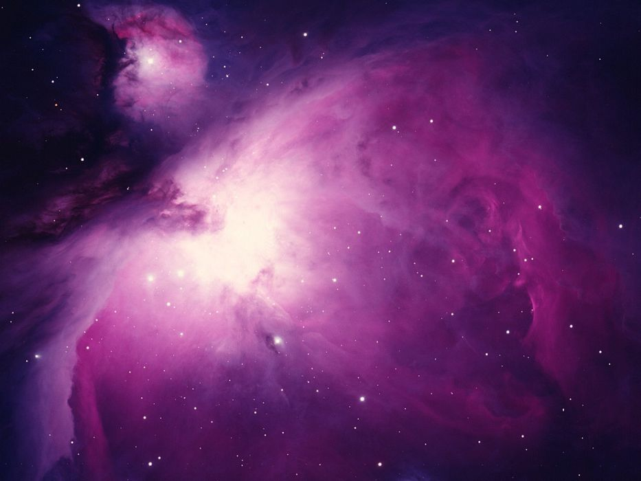 clouds outer space stars galaxies nebulae wallpaper