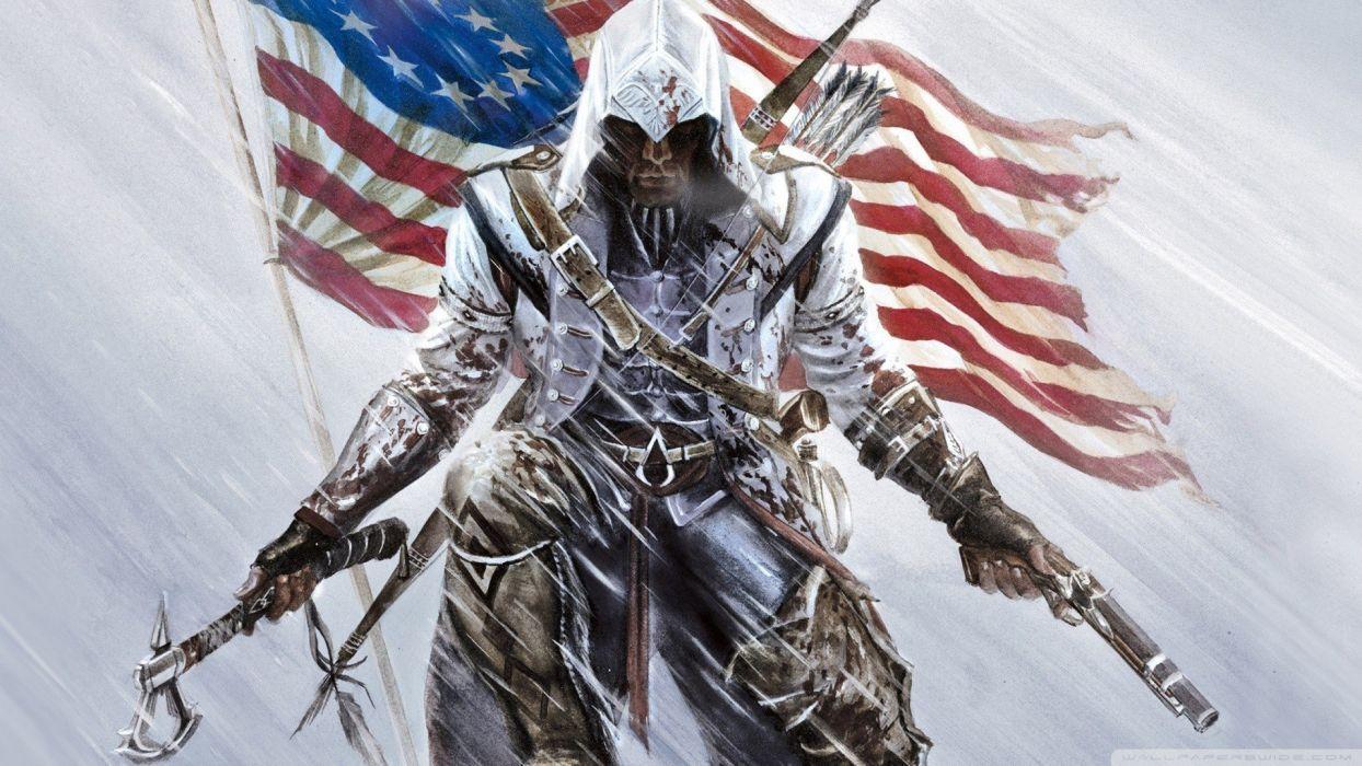 Assassins Creed Assassins Creed 3 Wallpaper 1920x1080 243502