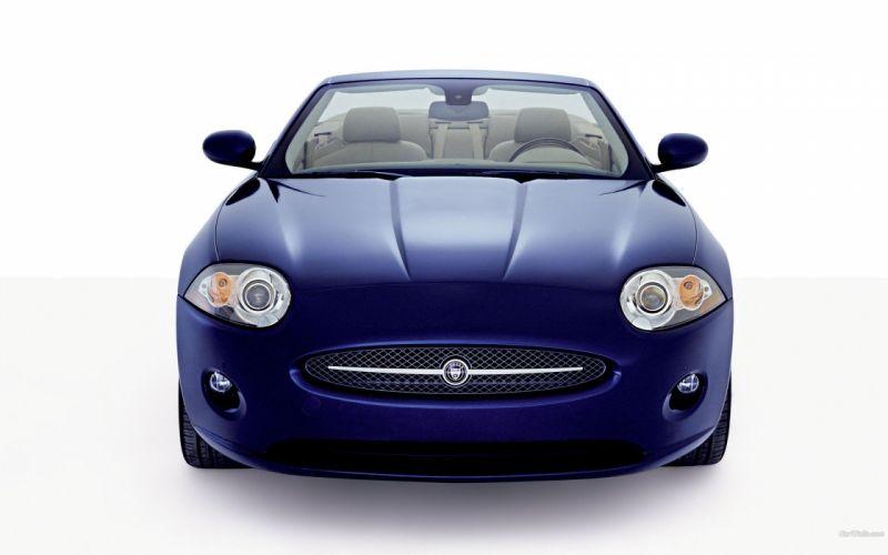 cars Jaguar XK wallpaper