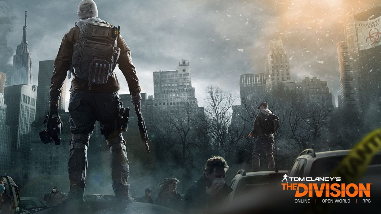 Tom Clancy's The Division wallpaper