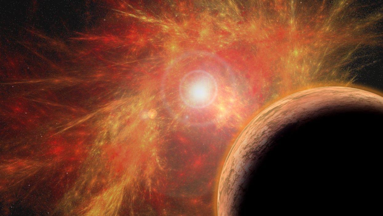 the universe journey wallpaper