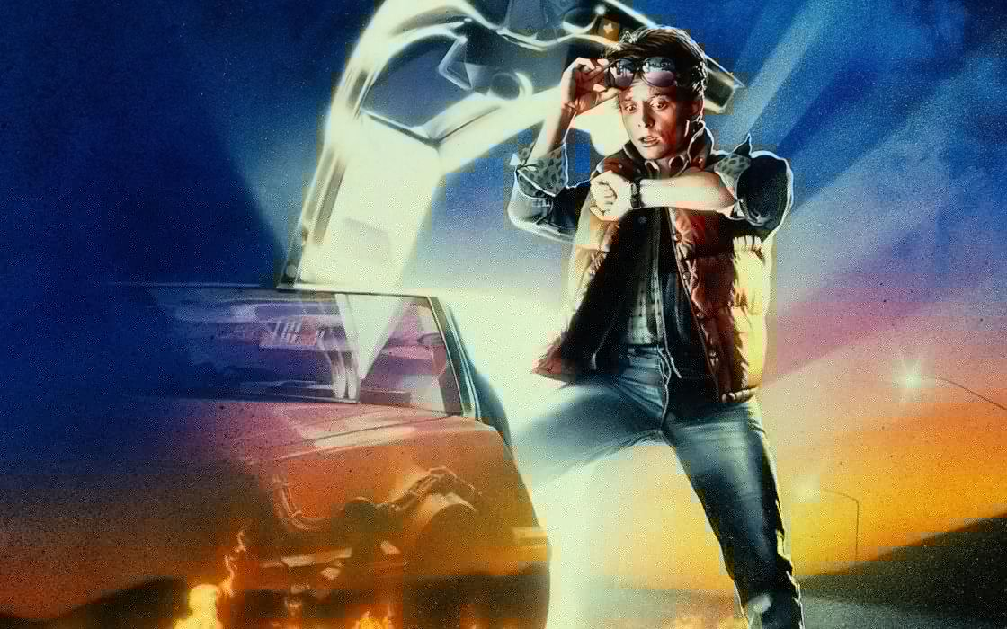 movies Back to the Future Marty McFly Drew Struzan wallpaper