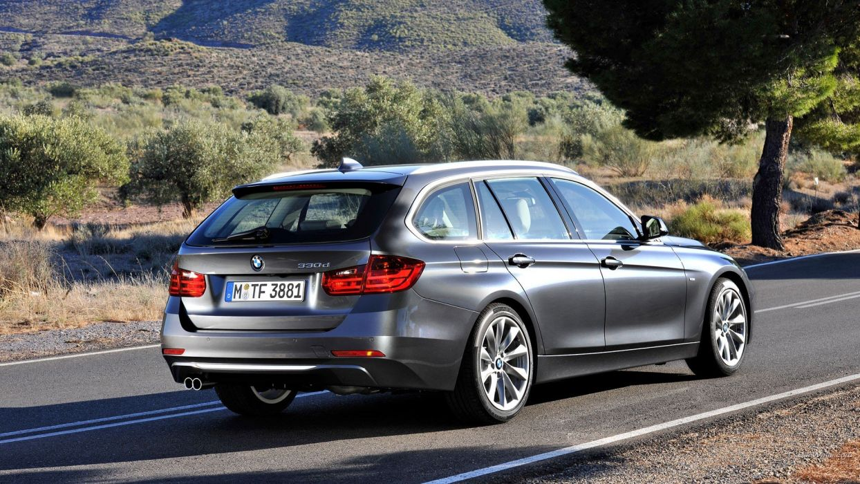 BMW cars BMW 3 Series Touring wallpaper
