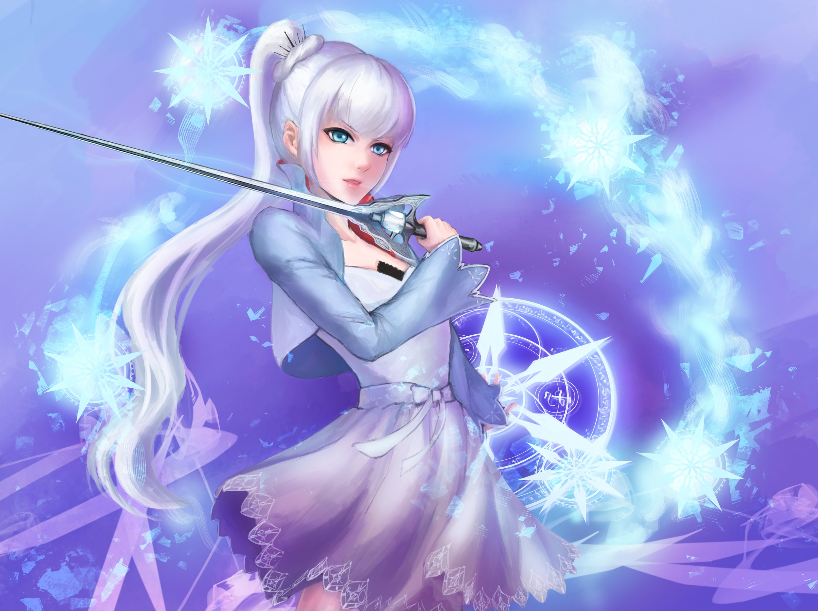 rwby weiss wallpaper - photo #21