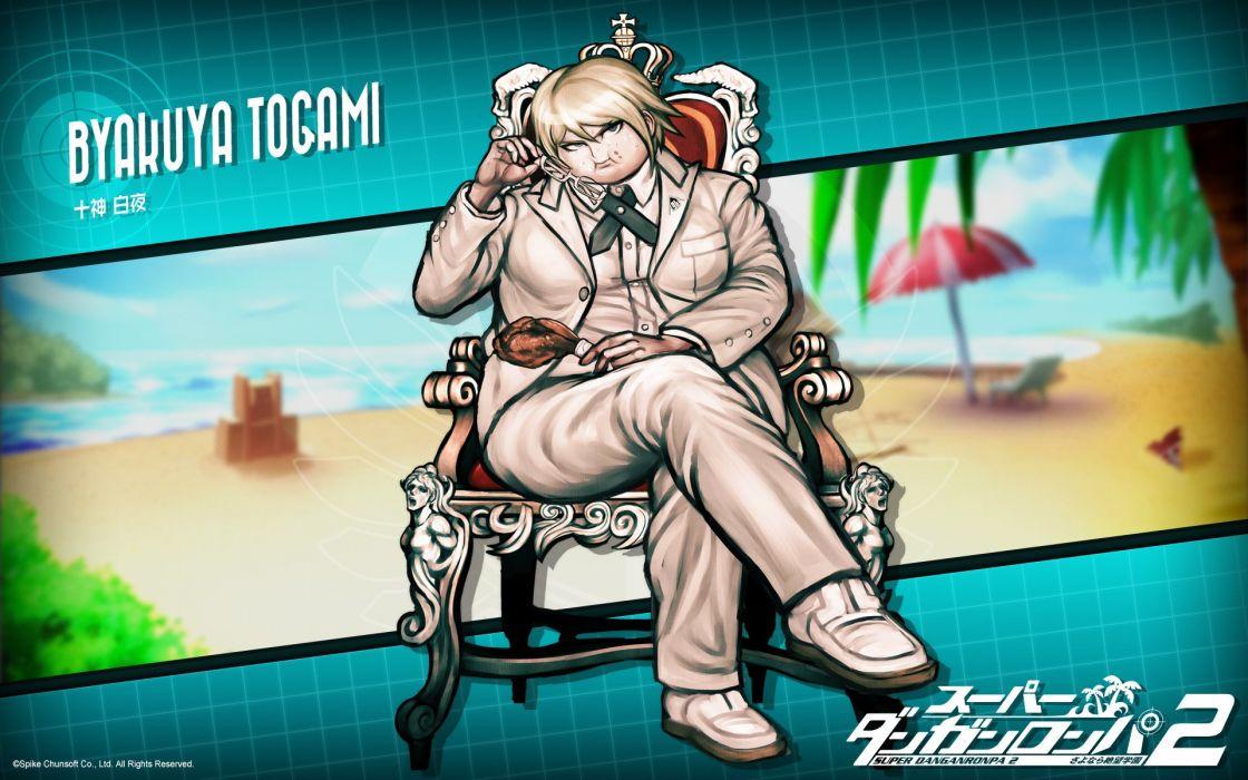 Super Dangan Ronpa 2 Dangan-Ronpa       f wallpaper