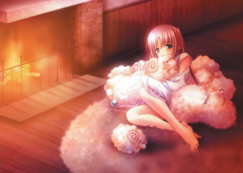 moldavite anime girl girls loli (12) wallpaper