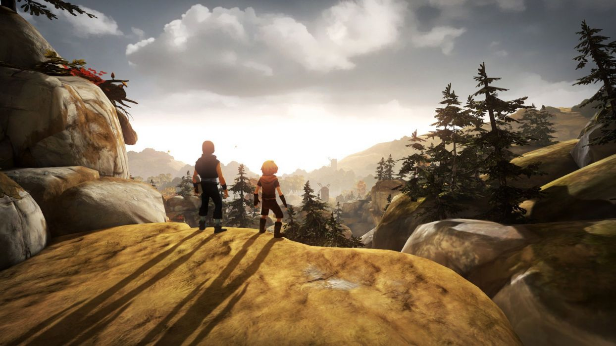 BROTHERS A TALE OF TWO SONS story-driven adventure fantasy (2) wallpaper