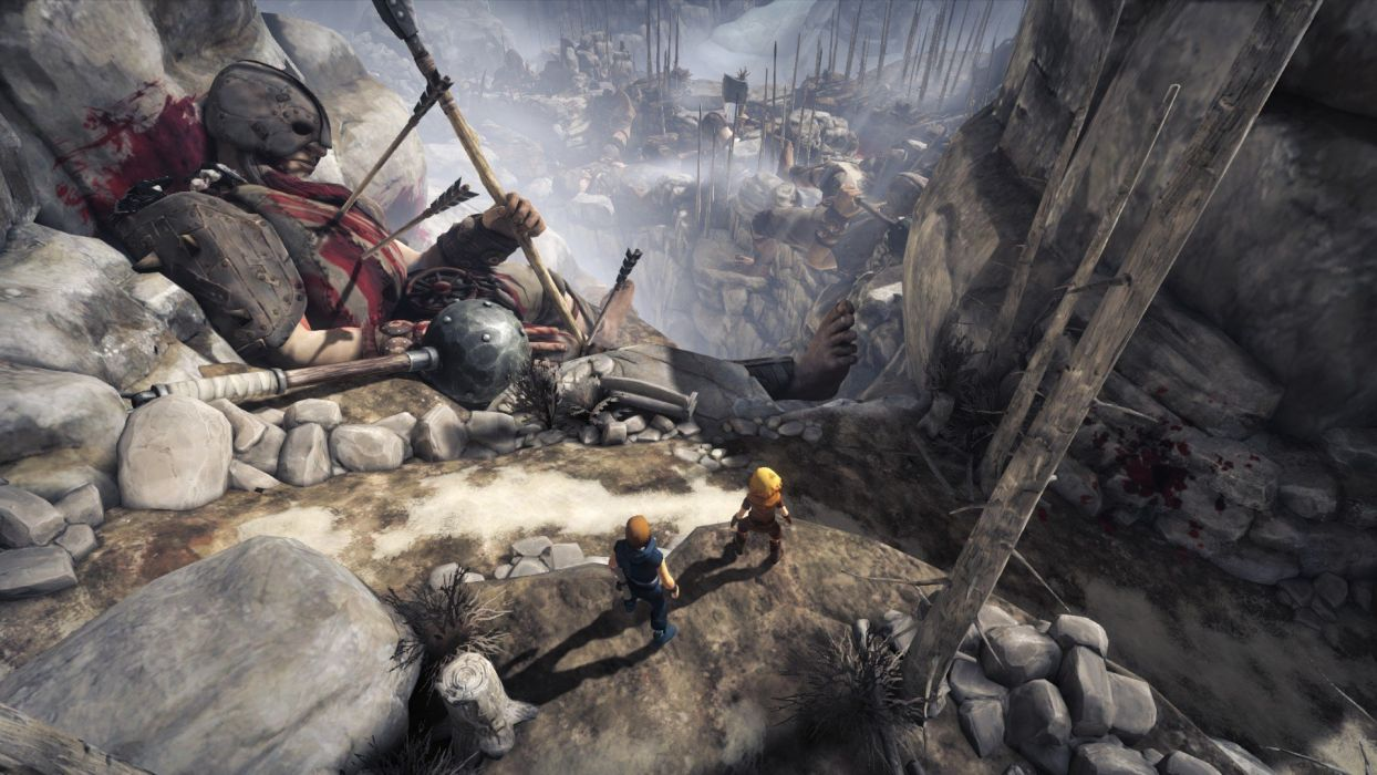 BROTHERS A TALE OF TWO SONS story-driven adventure fantasy (4) wallpaper