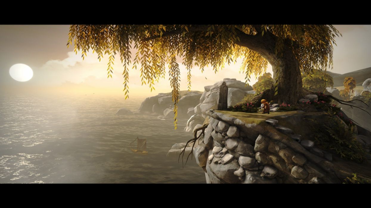 BROTHERS A TALE OF TWO SONS story-driven adventure fantasy (10) wallpaper