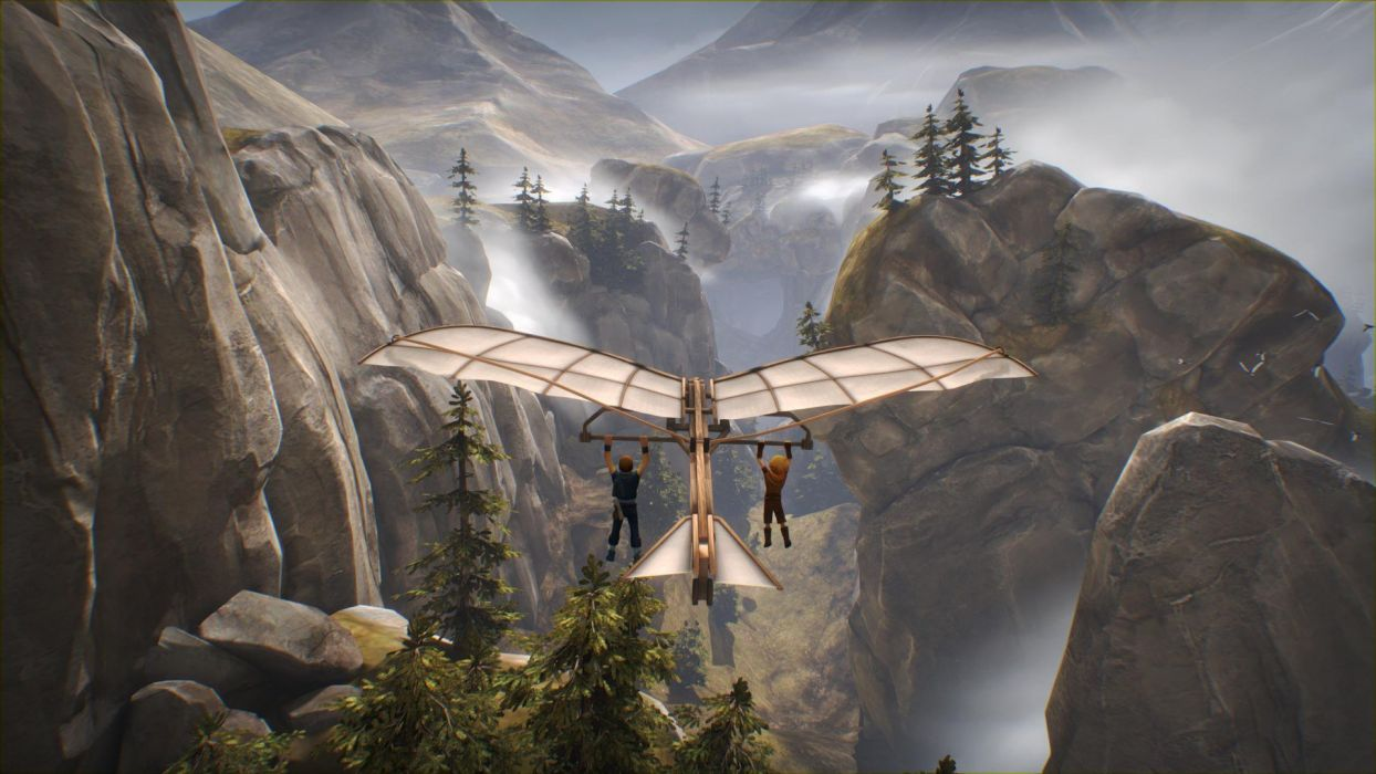 BROTHERS A TALE OF TWO SONS story-driven adventure fantasy (12) wallpaper