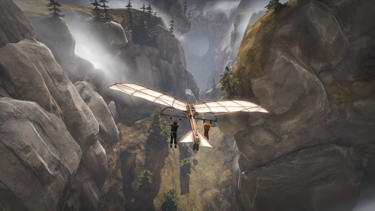 BROTHERS A TALE OF TWO SONS story-driven adventure fantasy (19) wallpaper