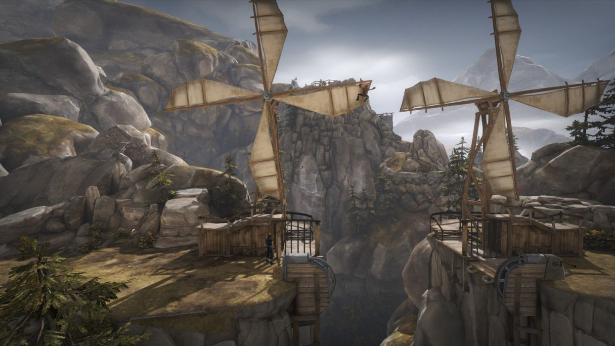 BROTHERS A TALE OF TWO SONS story-driven adventure fantasy (20) wallpaper