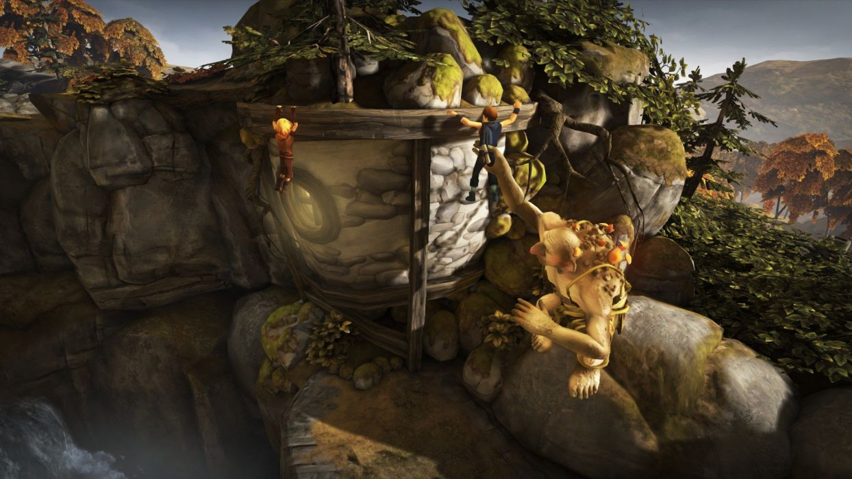 BROTHERS A TALE OF TWO SONS story-driven adventure fantasy (22) wallpaper