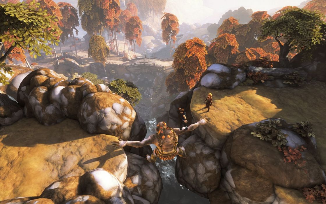 BROTHERS A TALE OF TWO SONS story-driven adventure fantasy (24) wallpaper