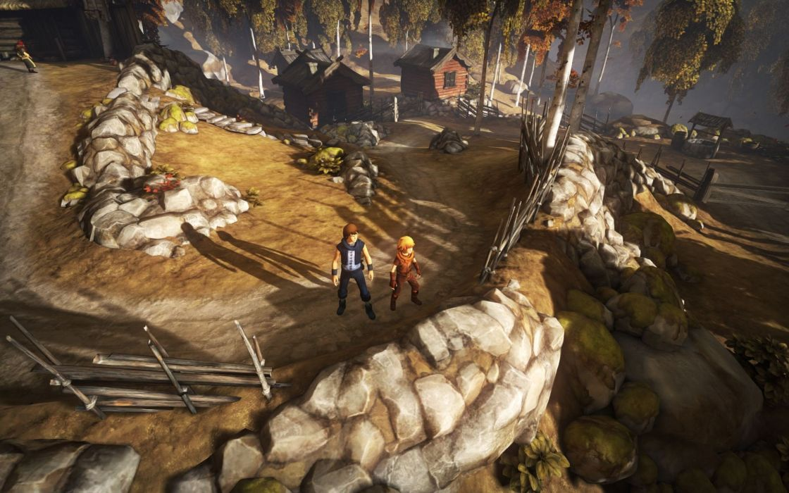 BROTHERS A TALE OF TWO SONS story-driven adventure fantasy (25) wallpaper