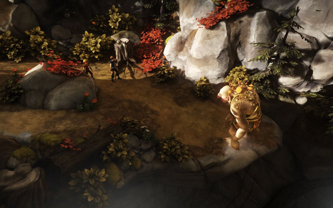 BROTHERS A TALE OF TWO SONS story-driven adventure fantasy (32) wallpaper