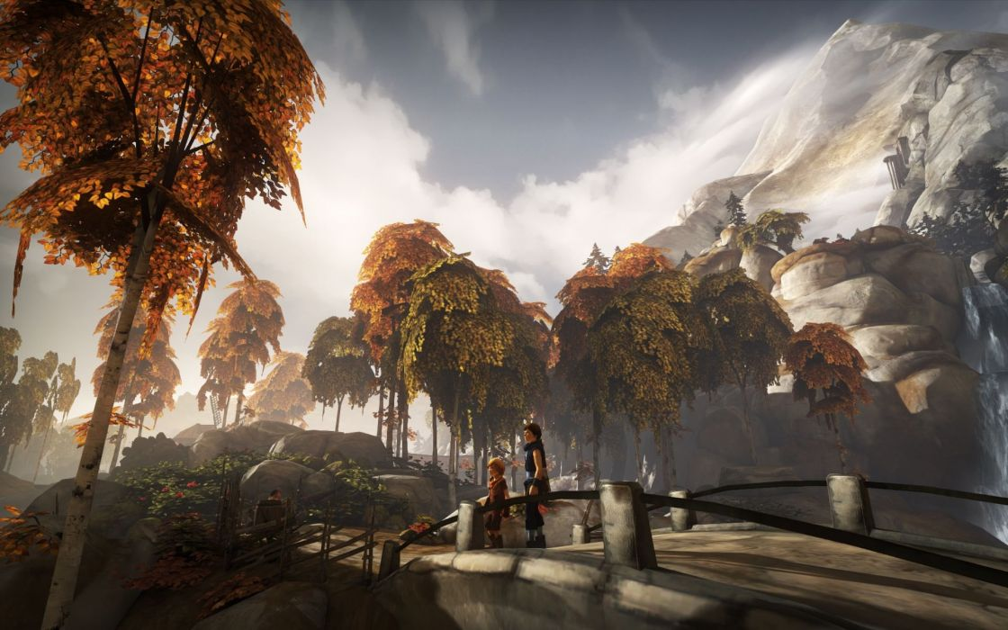 BROTHERS A TALE OF TWO SONS story-driven adventure fantasy (35) wallpaper