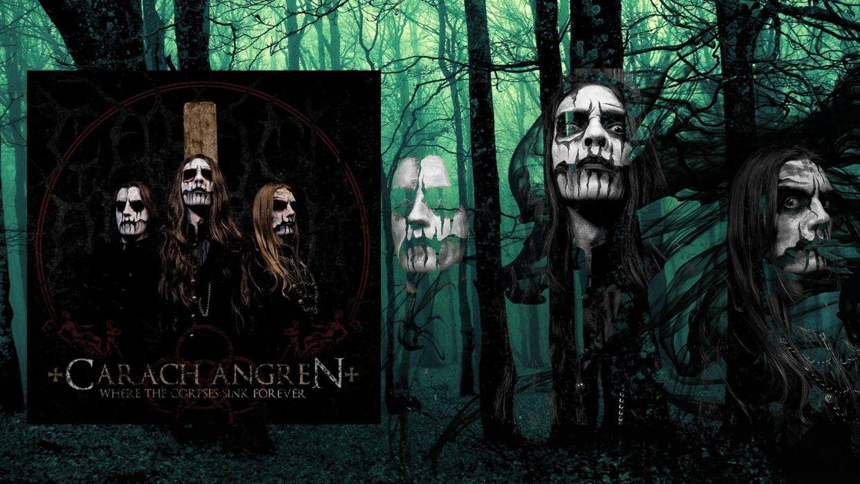 CARACH ANGREN black metal heavy (1) wallpaper