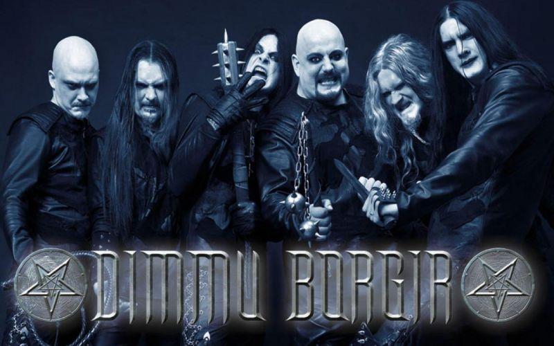 DIMMU BORGIR black metal heavy (5) wallpaper