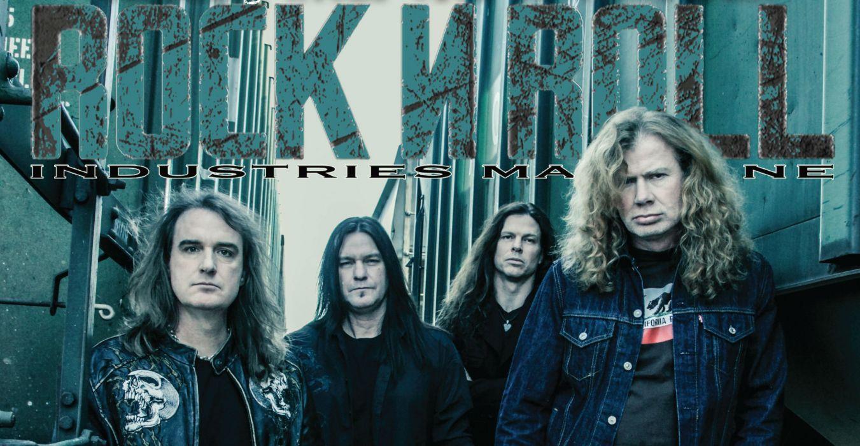 MEGADETH thrash metal heavy (4) wallpaper