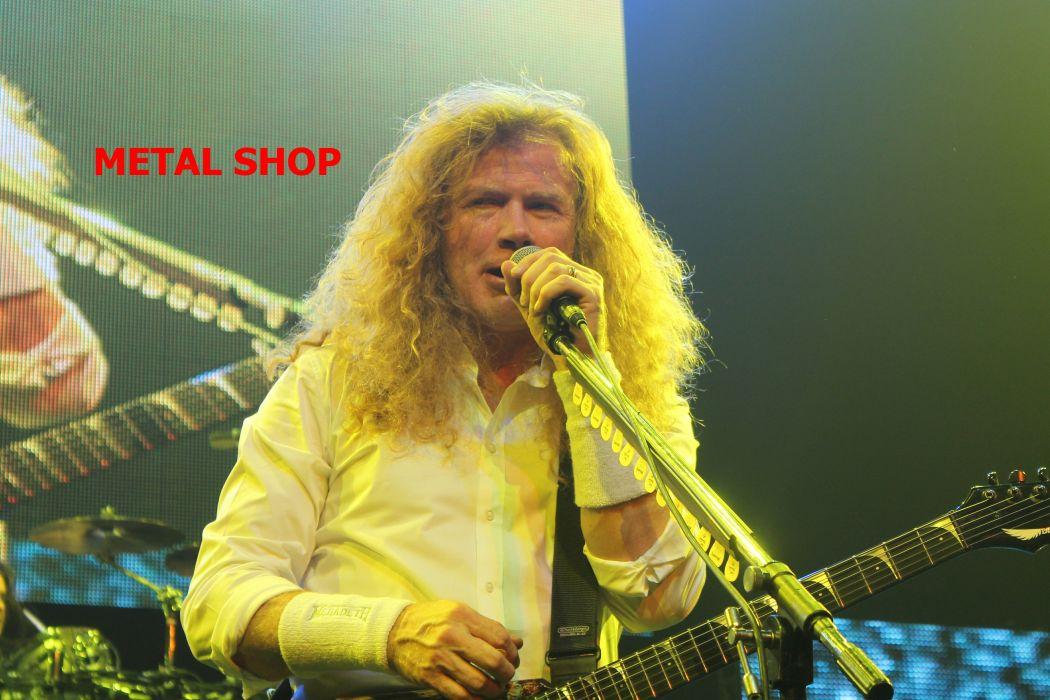 MEGADETH thrash metal heavy (10) wallpaper