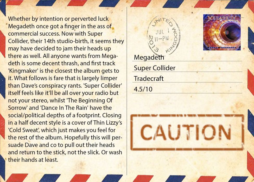 MEGADETH thrash metal heavy (13) wallpaper