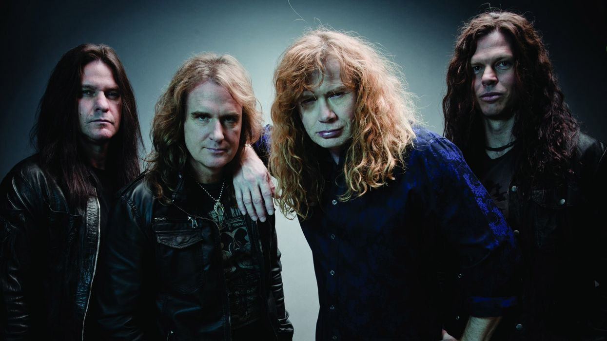 MEGADETH Thrash Metal Heavy 20 Wallpaper