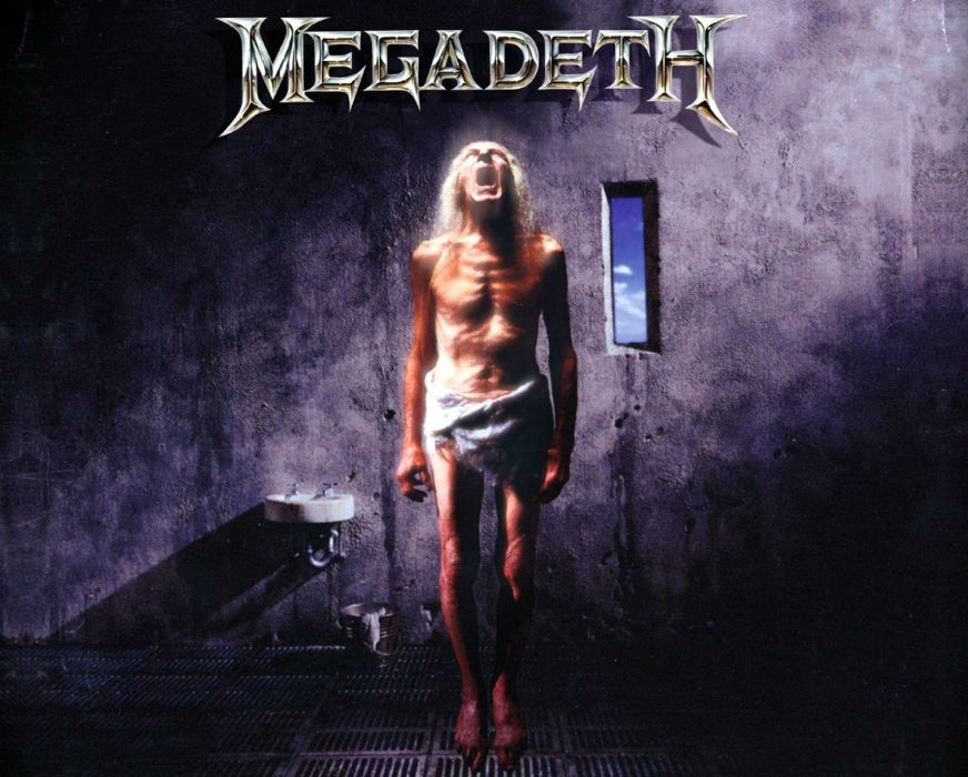 MEGADETH thrash metal heavy (27) wallpaper