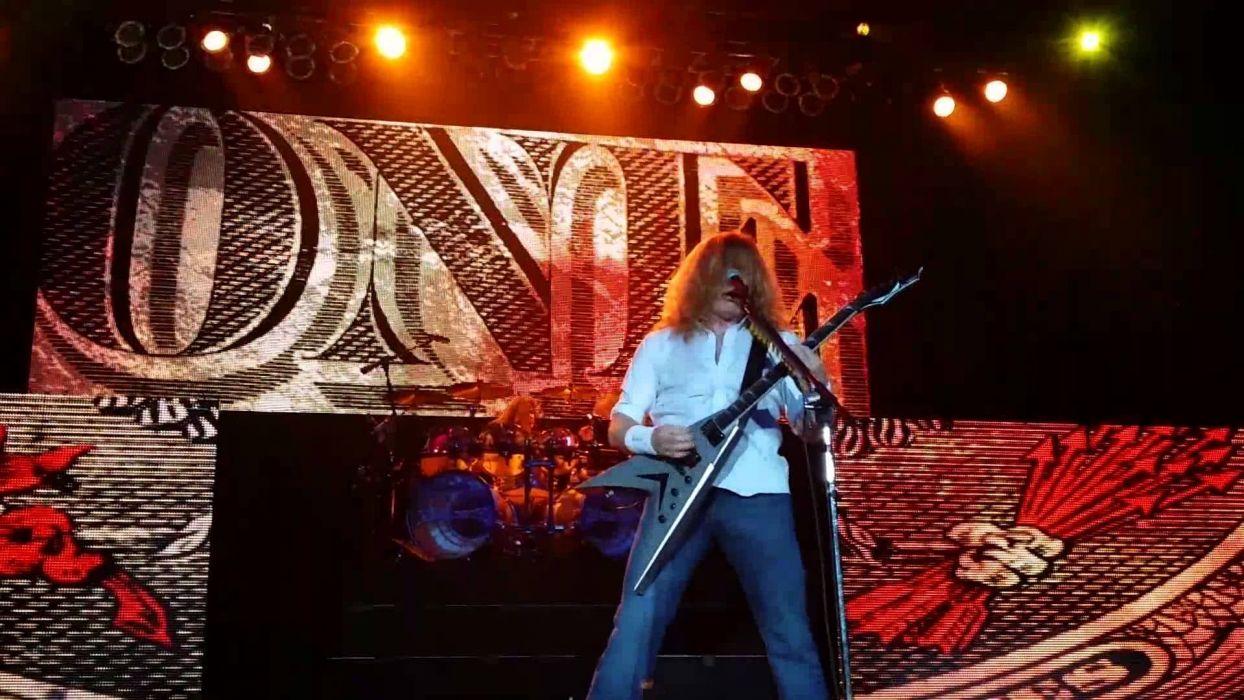 MEGADETH thrash metal heavy (33) wallpaper