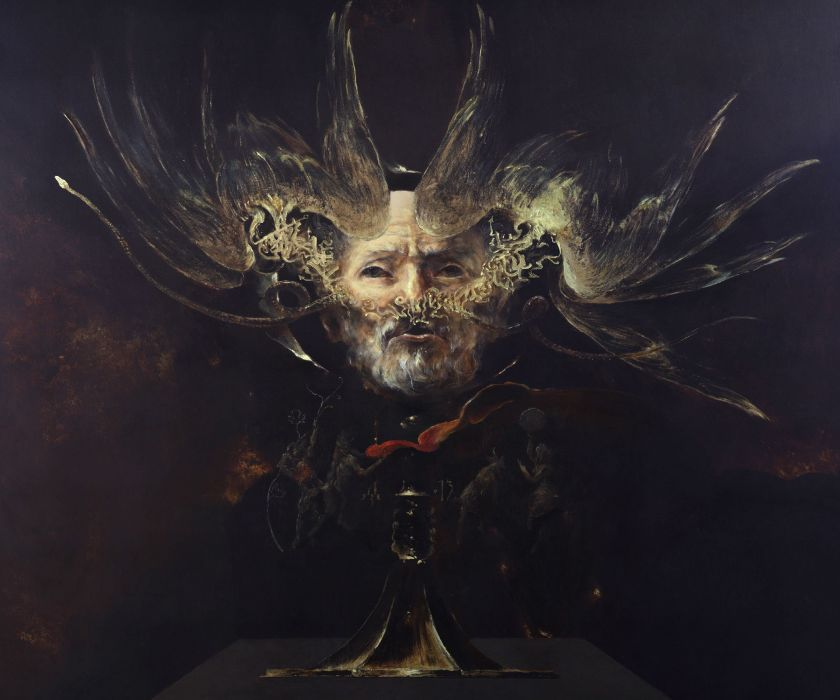 BEHEMOTH black metal heavy (2) wallpaper