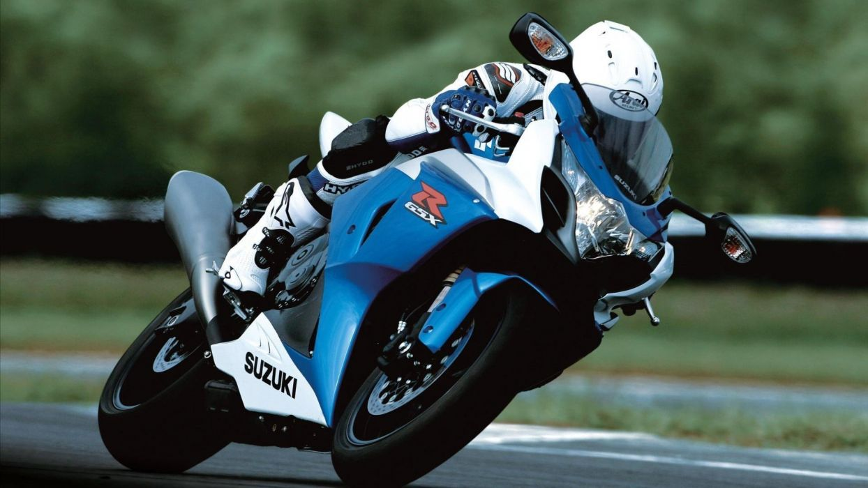 Suzuki GSX-R1000 motorcycles wallpaper