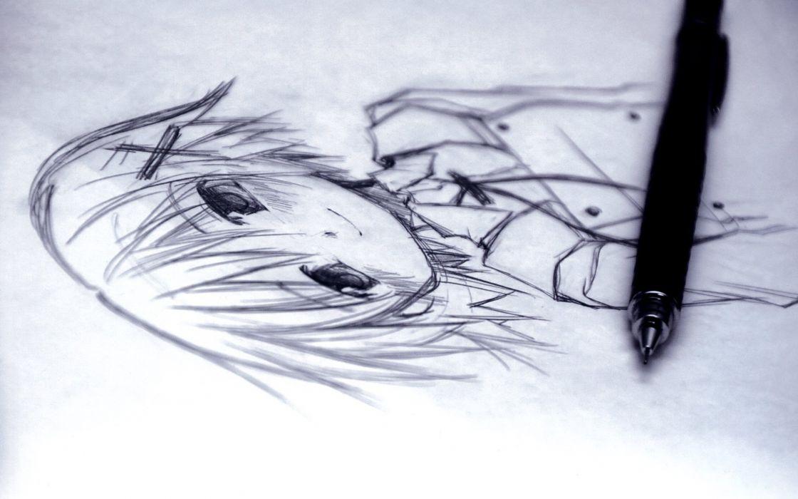 Hidamari Sketch wallpaper