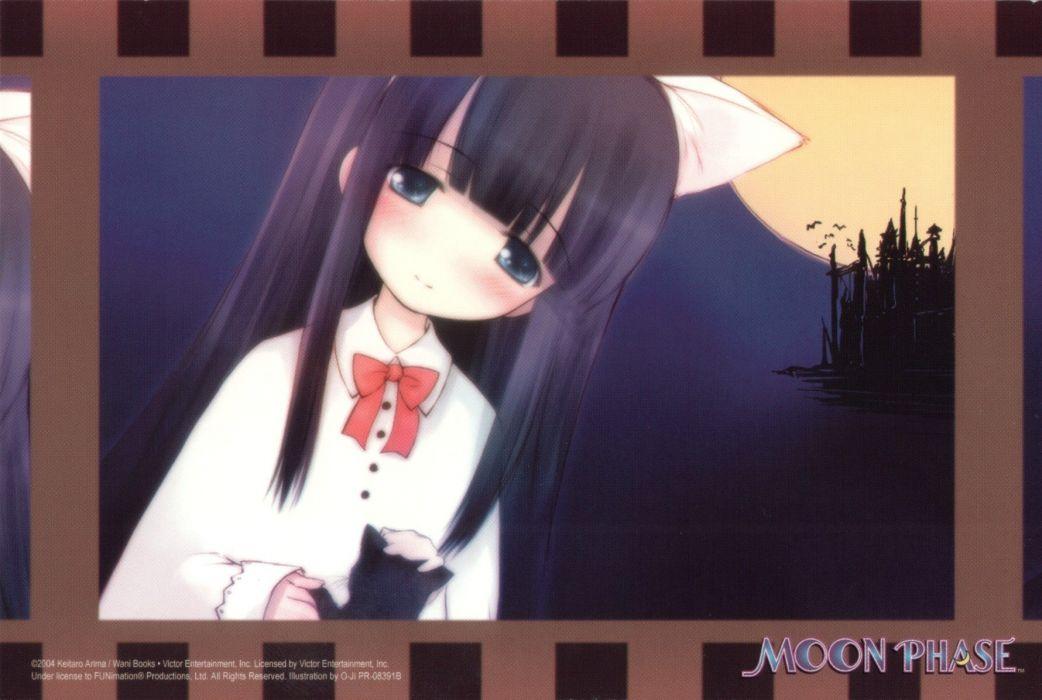 Moon Hazuki wallpaper