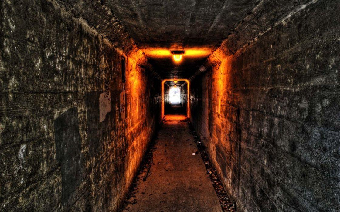 tunnels wallpaper