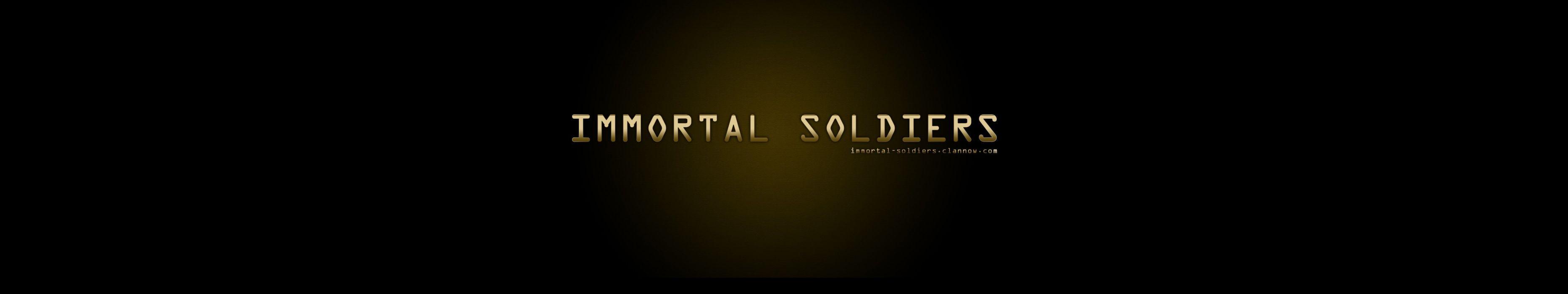 soldiers immortal multiscreen wallpaper
