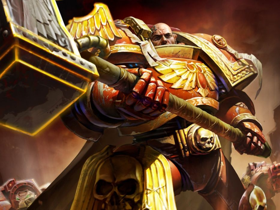 Space Marine wallpaper