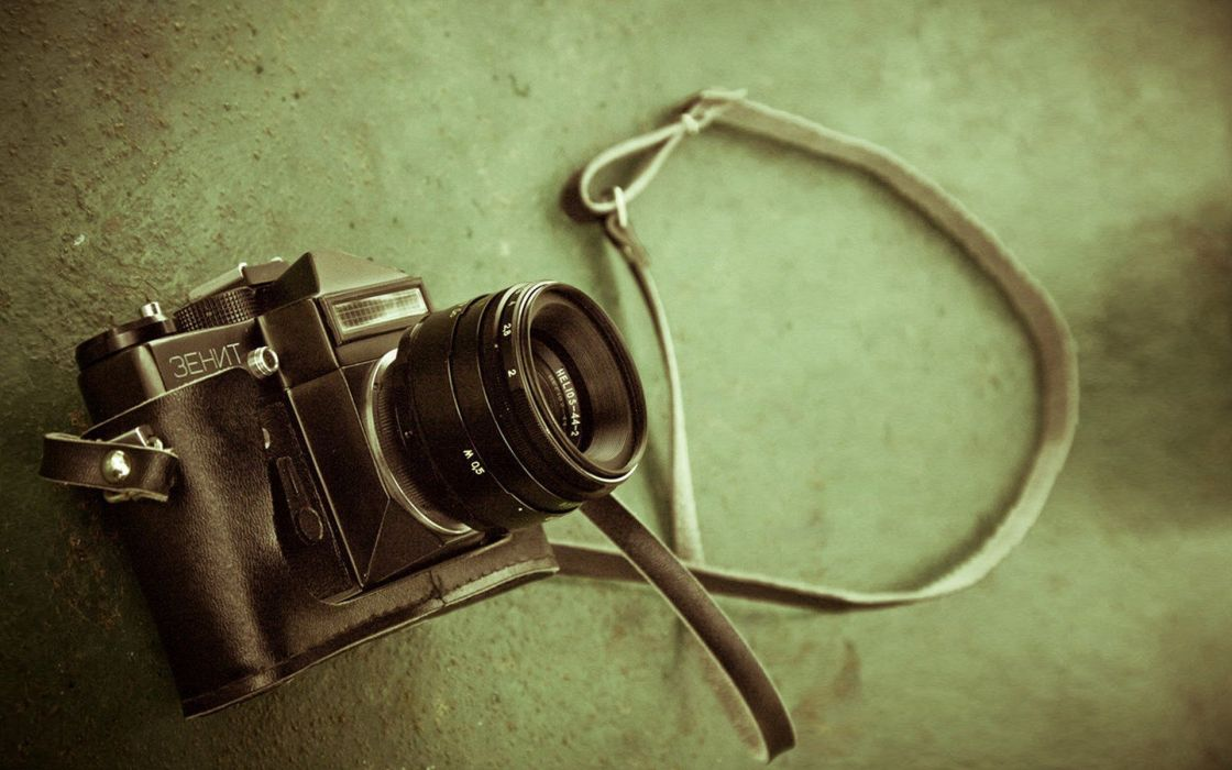 cameras zenit wallpaper