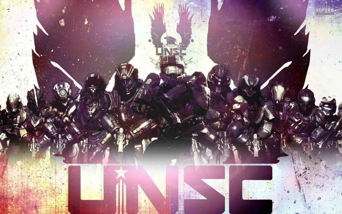 Halo 4 UNSC wallpaper