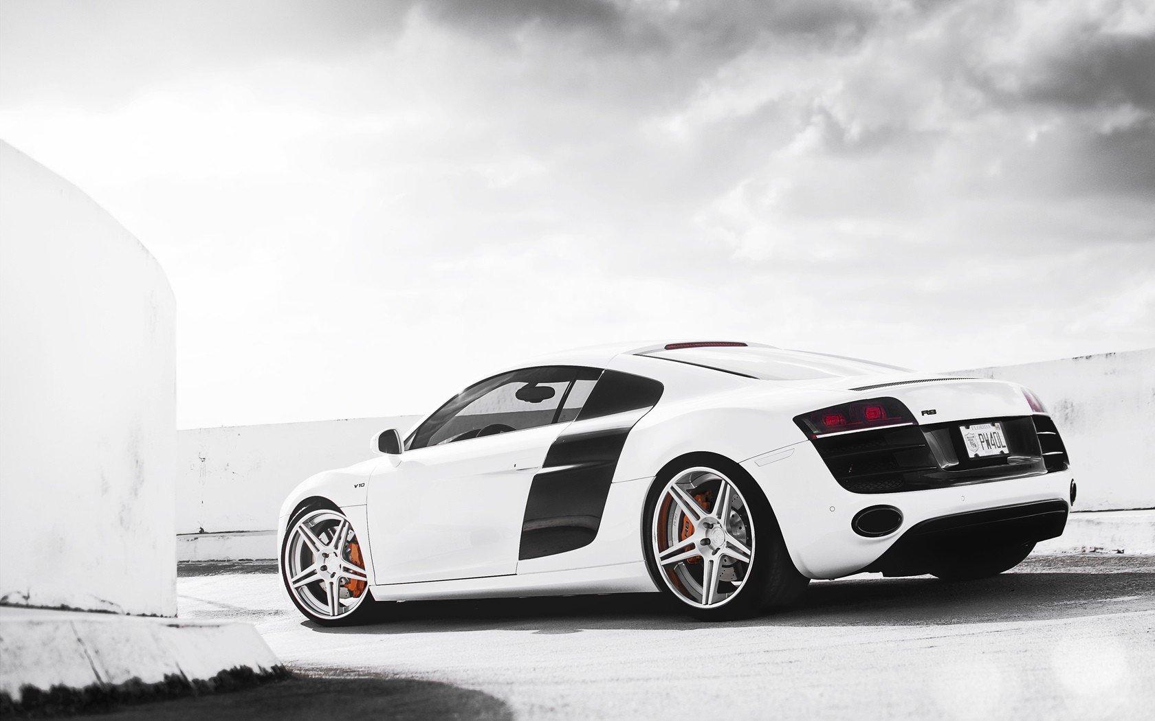 White Cars Audi Vehicles Wheels Audi R8 Bags Sports Cars Luxury Sport Cars Wallpaper 1680x1050 244524 Wallpaperup