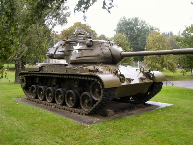 tanks George S_ Patton wallpaper