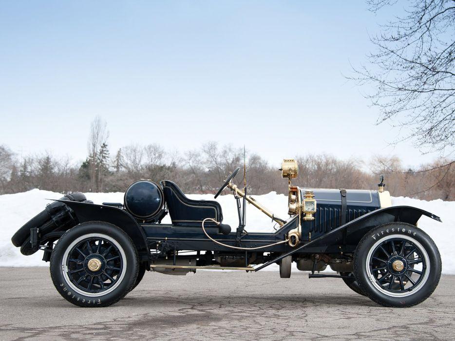 1909 Locomobile Model-30L Speedster retro race racing     h wallpaper