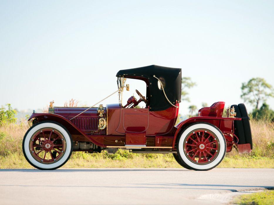 1913 Packard Six Runabout 1-38 luxury retro r wallpaper