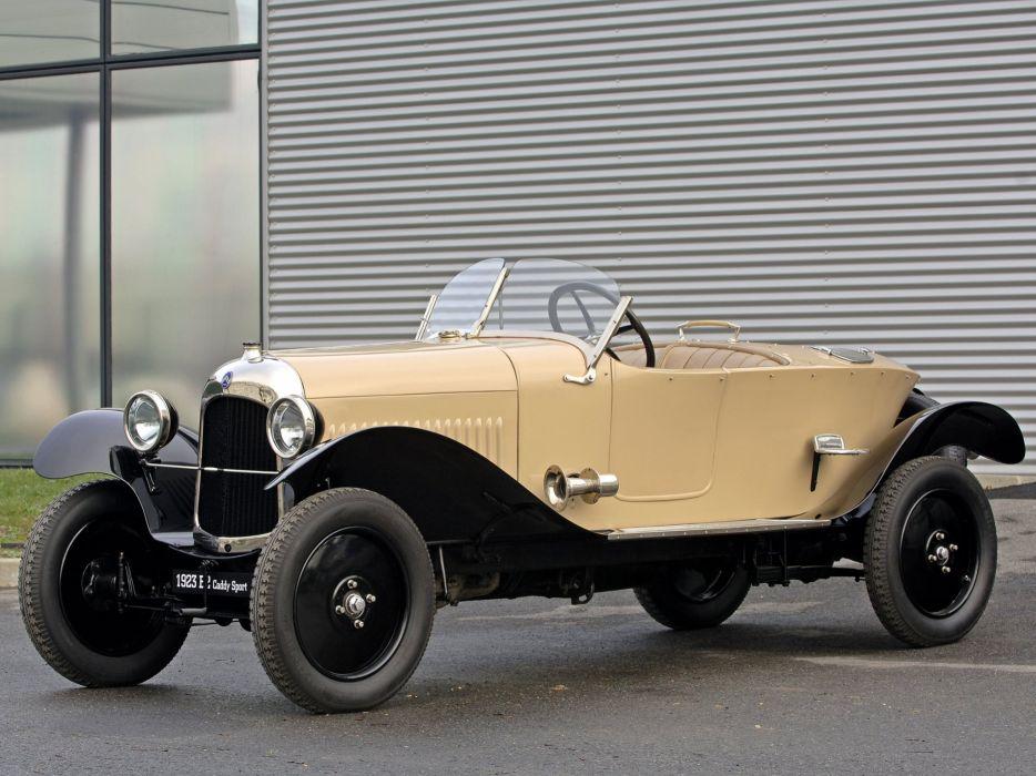 1923 Citroen B2 Caddy Sport retro       j wallpaper