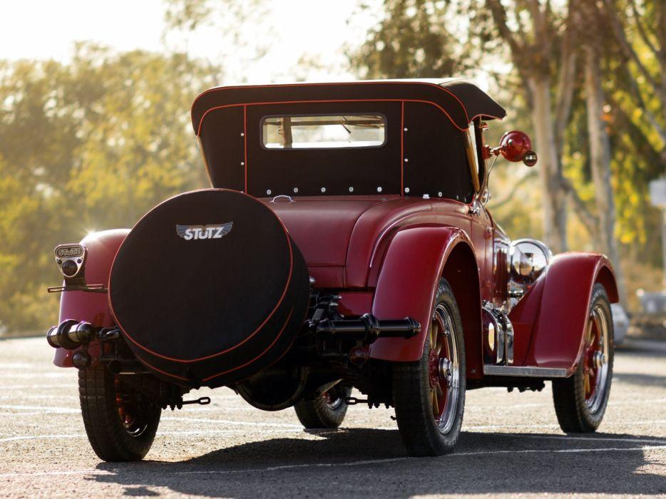 1925 Stutz 695 Roadster Weymann retro  h wallpaper